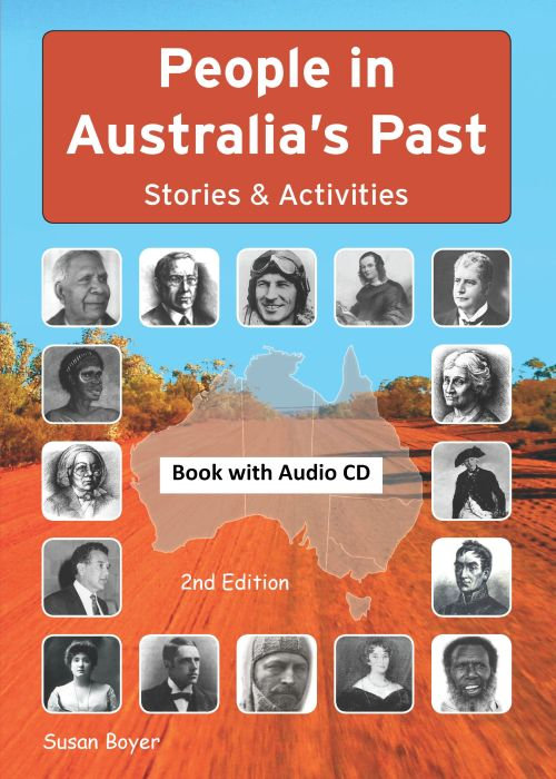 People_in_Australia's_Past:_Stories_&_Activities_Book-with_CD_ISBN_9781877074486